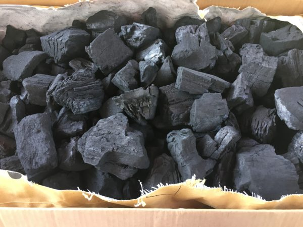 FOGO Charcoal Review
