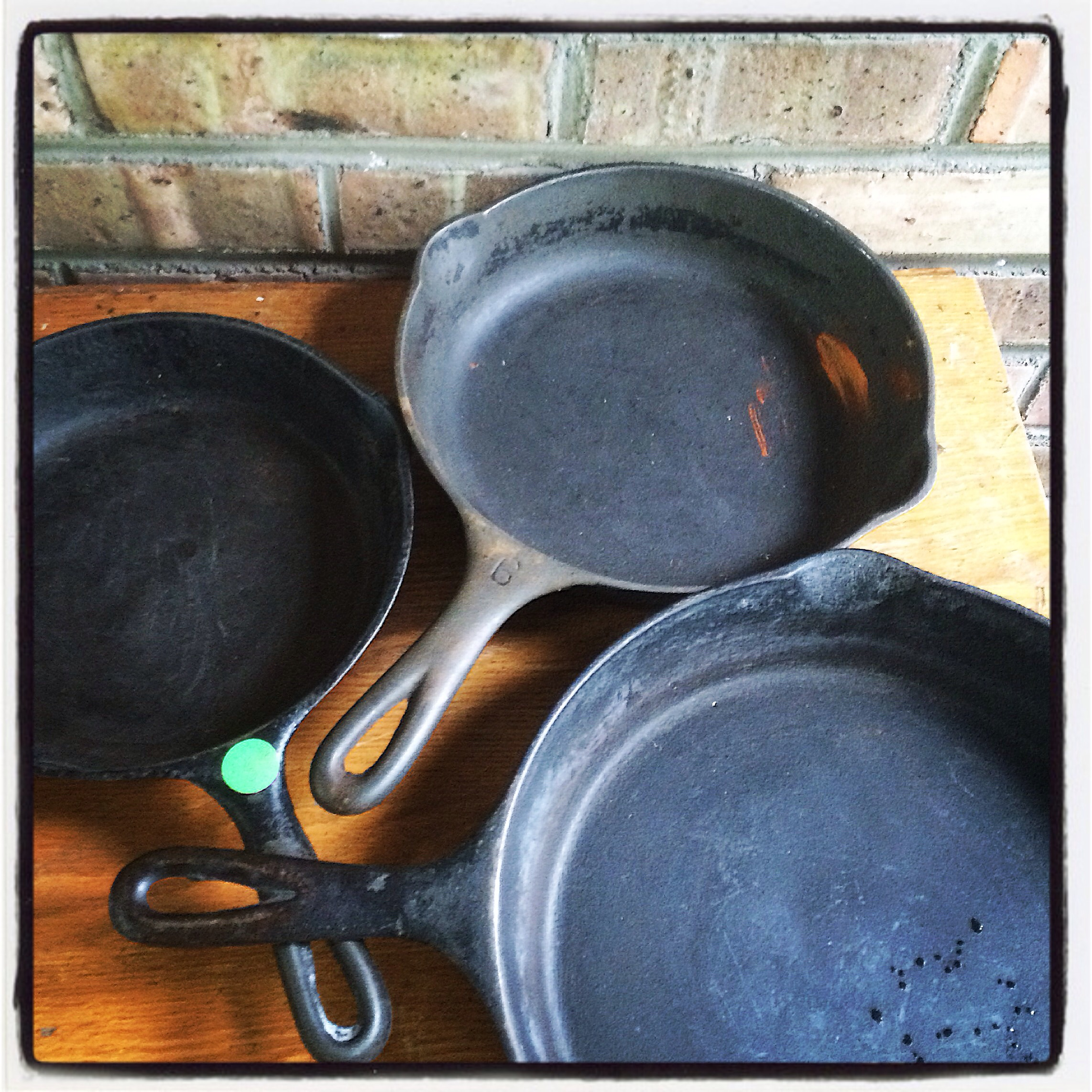 Flea Market Finds for The Big Green Egg