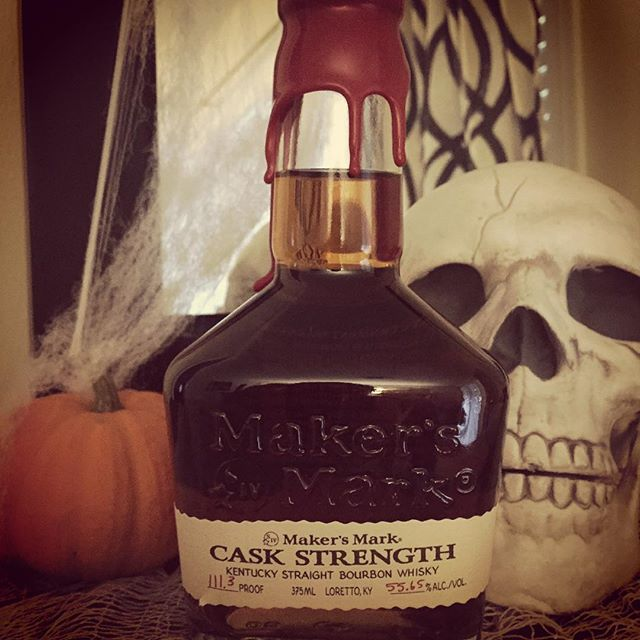 Review of Makers Mark Cask Strength