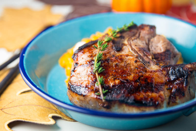 Maple Brined Pork Chops « Big Green Brotherhood