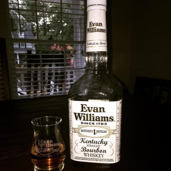 Evan Williams Bottled-in-Bond Review